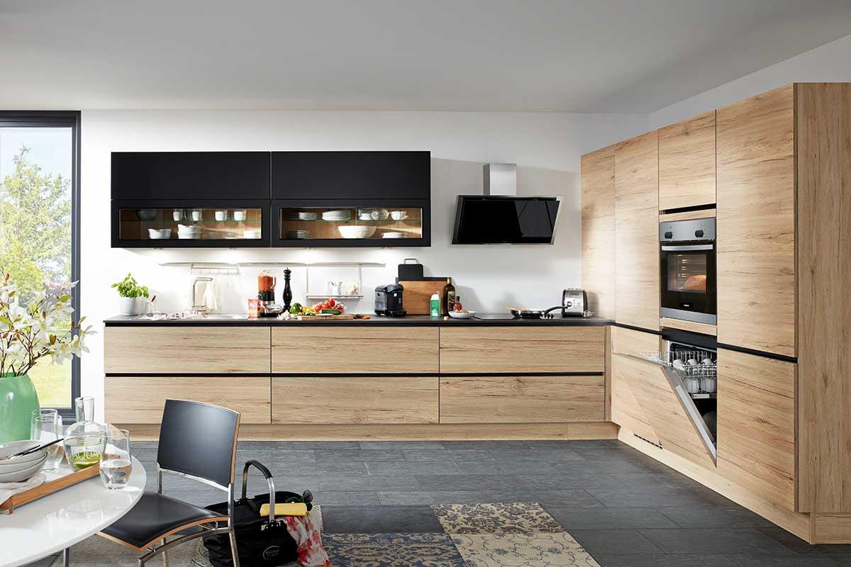 Moderne Küche - Ihr Küchenfachhändler KüchenHaus Pfullendorf